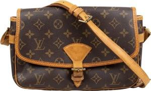Torebka Louis Vuitton ze skóry w wakacyjnym stylu średnia