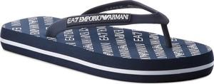 Buty letnie męskie EA7 Emporio Armani w stylu casual