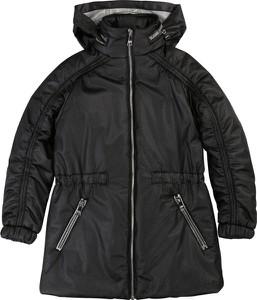 Czarna kurtka dziecięca Karl Lagerfeld