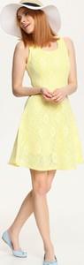 Żółta sukienka Troll