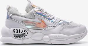 Buty sportowe Gemre.com.pl z płaską podeszwą sznurowane