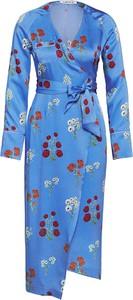 Sukienka EDITED z dekoltem w kształcie litery v