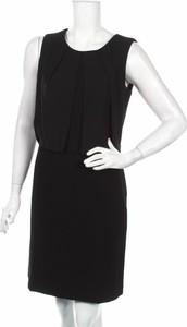 Czarna sukienka Stefanel