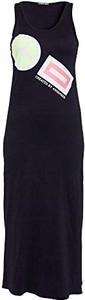 Sukienka amazon.de bez rękawów w stylu casual z nadrukiem