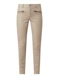 Spodnie Only ze skóry ekologicznej
