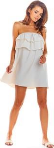 Sukienka Awama bez rękawów mini