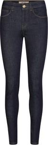 Niebieskie jeansy Mos Mosh z bawełny