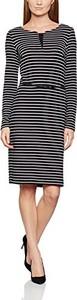 Sukienka comma, z długim rękawem w stylu casual