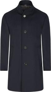 Płaszcz męski Joop! Collection z wełny w stylu casual