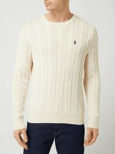 Sweter POLO RALPH LAUREN w stylu casual z dzianiny