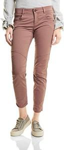 Różowe spodnie amazon.de w stylu casual