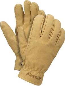 Rękawiczki Marmot ze skóry