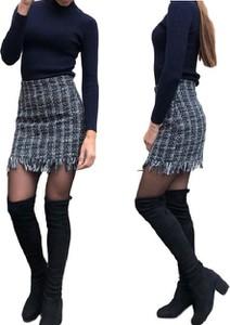 Spódnica Yaze z wełny mini
