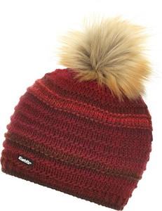 Czerwona czapka Eisbär