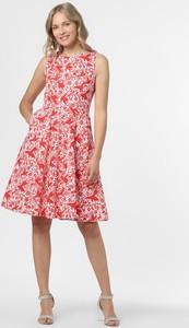 Czerwona sukienka Marie Lund bez rękawów