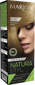 Marion, Natura Styl, farba do włosów, nr 691 naturalny blond