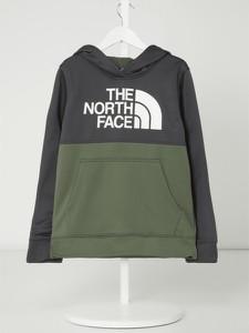 Zielona bluza dziecięca The North Face