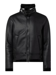 Czarna kurtka Sixth June w stylu casual krótka