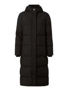 Czarny płaszcz Guess w stylu casual