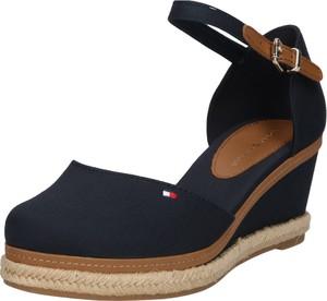 cb87b6c0cd73c tommy hilfiger buty damskie koturny - stylowo i modnie z Allani
