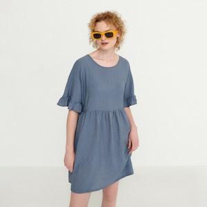 Sukienka House z tkaniny w stylu casual mini