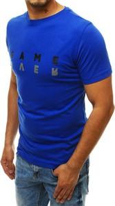 T-shirt Dstreet z nadrukiem
