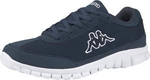 Buty sportowe Kappa na koturnie sznurowane
