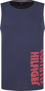 T-shirt Tommy Hilfiger w sportowym stylu