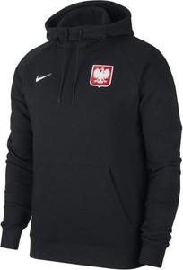 Bluza Nike z nadrukiem w młodzieżowym stylu z bawełny