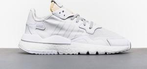 Buty sportowe Adidas Originals sznurowane ze skóry