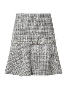 Spódnica Hugo Boss mini z bawełny w stylu boho