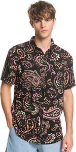 Koszula Maravilla Boutique z krótkim rękawem w młodzieżowym stylu z nadrukiem