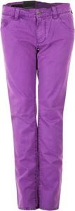 Fioletowe jeansy Tommy Hilfiger w stylu casual