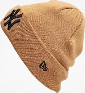 Brązowa czapka New Era