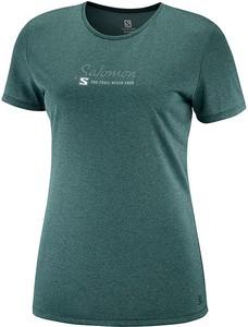 T-shirt Salomon w stylu casual