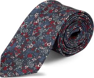 Krawat Bohemian Revolt z jedwabiu w stylu boho