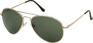 Emp Pilotenbrille - Aviator Green - Okulary przeciwsłoneczne - ciemnozielony