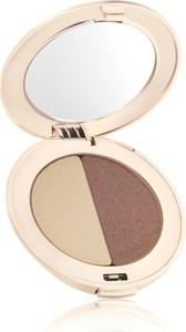 Jane Iredale Purepressed Eye Shadows Duo Hush/Smoky grey