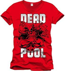 Czerwony t-shirt amazon.de