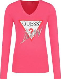 Bluzka Guess w stylu casual