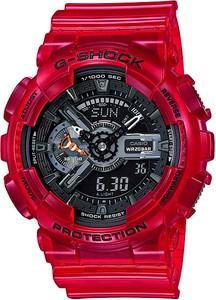 Zegarek męski casio g-shock strike ga-110cr-4aer