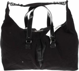 Czarna torebka Adidas na ramię