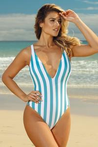 Niebieski strój kąpielowy Bora Bora