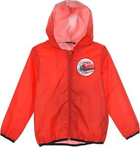 Czerwona kurtka dziecięca Disney