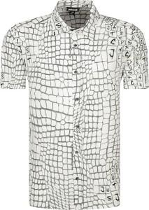 Koszula Just Cavalli w młodzieżowym stylu