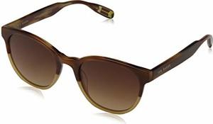 amazon.de Ted Baker męskie okulary przeciwsłoneczne Hoyt Braun (jasny rog/brązowy), 51.0