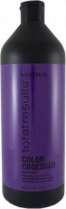 MATRIX TOTAL RESULTS Color Obsessed szampon do włosów farbowanych 1000ml