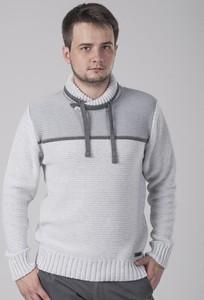 Sweter M. Lasota z dzianiny
