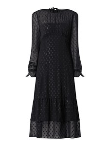 Sukienka Marc Cain z szyfonu