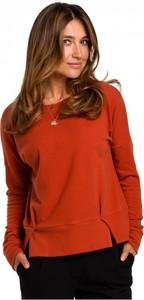 Czerwony sweter Style